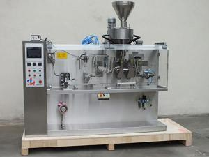 Horizontal Form Fill Seal Machine, DXD-110
